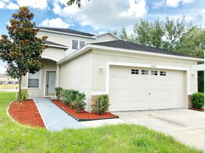 Spring Hill(Pasco) Single Family Home For Sale: 12140 Canyon Boulevard