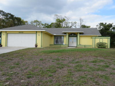 Spring Hill Single Family Home For Sale: 6835 Eastbrook Drive