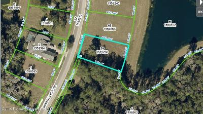 Brooksville Residential Lots & Land For Sale: Lot 69 Summit View Drive