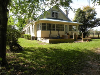 Brooksville Single Family Home For Sale: 23348 Whitman Road