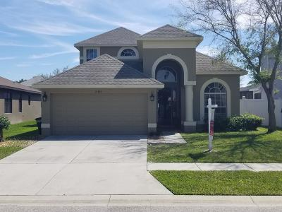 Spring Hill(Pasco) Single Family Home For Sale: 12452 Cricklewood Drive