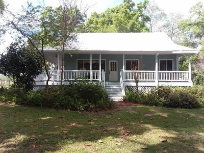 Brooksville Single Family Home For Sale: 16050 Jones Road