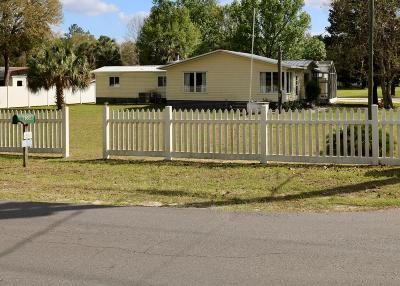 Homosassa Mobile/Manufactured For Sale: 8358 W Highland Street
