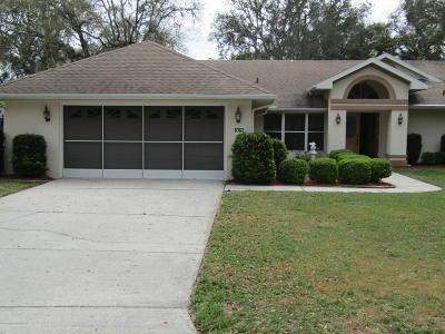 Spring Hill Single Family Home For Sale: 8362 Durham Street
