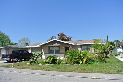 Port Richey Single Family Home For Sale: 7021 Potomac Drive