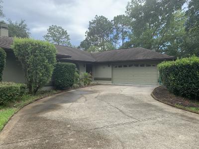 Homosassa Single Family Home For Sale: 31 S Mayflower Court