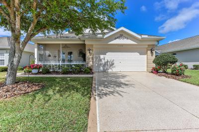 Brooksville Single Family Home For Sale: 4443 Caliquen