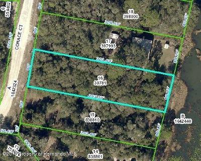 Ridge Manor Residential Lots & Land For Sale: Corace Court
