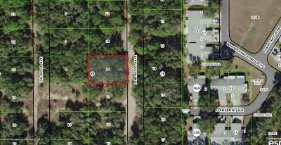 Inverness Residential Lots & Land For Sale: 703 Pinewood Avenue