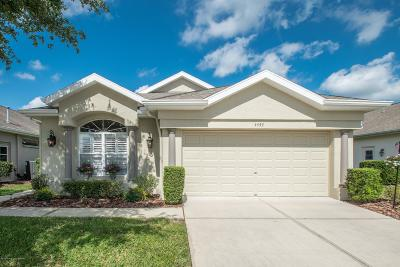Brooksville Single Family Home For Sale: 4453 Caliquen Drive