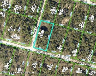 Ridge Manor Residential Lots & Land For Sale: Forge Drive