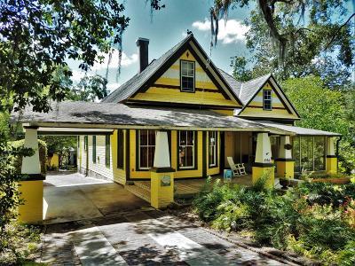 Floral City Single Family Home For Sale: 8560 E Orange Avenue