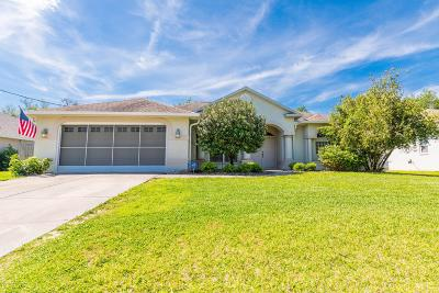 Spring Hill Single Family Home For Sale: 2400 Ring Road
