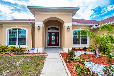 Spring Hill Single Family Home For Sale: 5302 Baldock Avenue