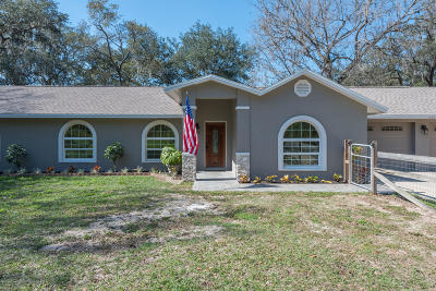 San Antonio Single Family Home For Sale: 13335 Mahoney Road