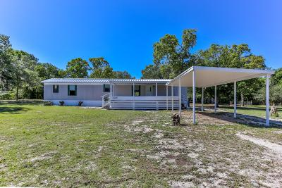 Spring Hill(Pasco) Mobile/Manufactured For Sale: 15206 Dilbeck Drive