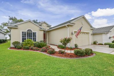 Weeki Wachee Single Family Home For Sale: 9179 Penelope Drive