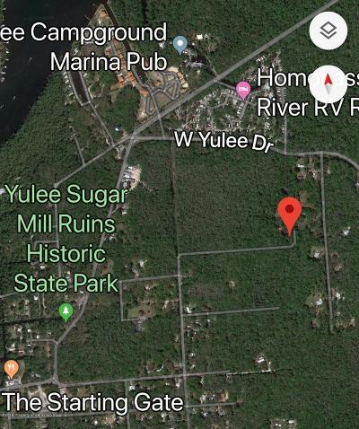 Homosassa Residential Lots & Land For Sale: 10013 W Fayette Street