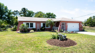 Spring Hill Single Family Home For Sale: 3171 Mariner Boulevard