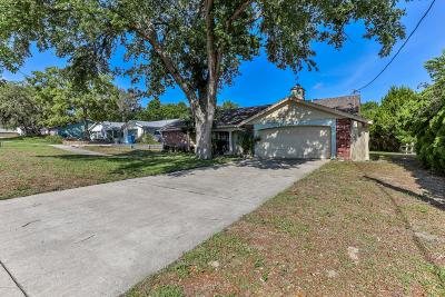 Spring Hill Single Family Home For Sale: 6219 Waycross Drive