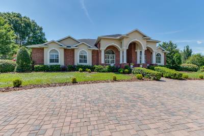 Weeki Wachee Single Family Home For Sale: 7263 Sylvan Glade