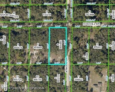 Webster Residential Lots & Land For Sale: Atwood