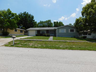Spring Hill Single Family Home For Sale: 4534 Collins Road