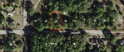 Inverness Residential Lots & Land For Sale: 2606 Monroe Street
