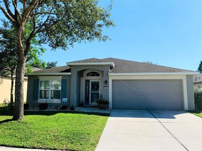 Brooksville Single Family Home For Sale: 655 White Flower Way