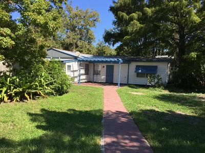 Weeki Wachee Multi Family Home For Sale: 7268 Coventry Court
