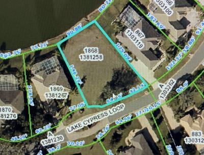 Weeki Wachee Residential Lots & Land For Sale: Lake Cypress