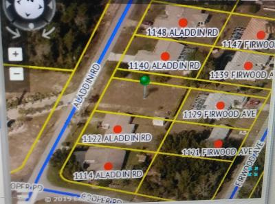 Spring Hill Residential Lots & Land For Sale: 1130 Aladdin Road #12