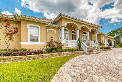 Weeki Wachee Single Family Home For Sale: 9553 Whisper Ridge Trail