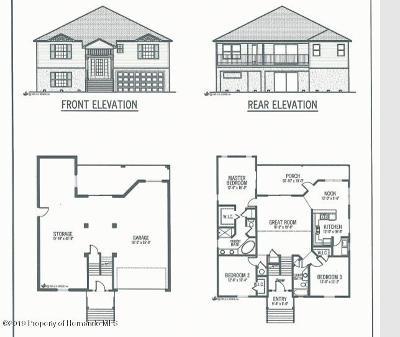 Hernando Beach Single Family Home For Sale: 3431 Cobia