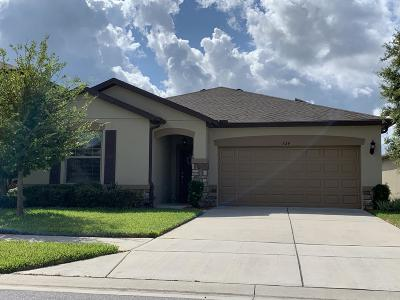 Brooksville Single Family Home For Sale: 824 Sugar Camp Way