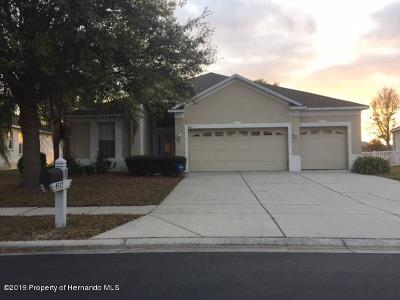 Spring Hill Single Family Home For Sale: 4317 Canongate Court