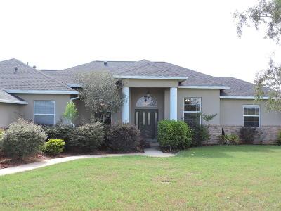 Brooksville Single Family Home For Sale: 2335 Valley Ridge Lane