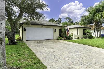Weeki Wachee Single Family Home For Sale: 4416 Gaston Street