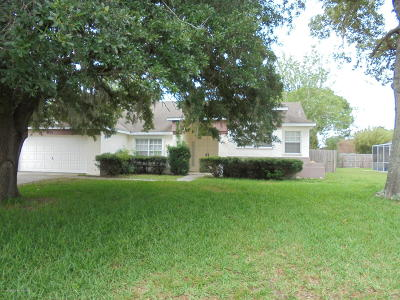 Spring Hill Single Family Home For Sale: 5200 Abagail Drive