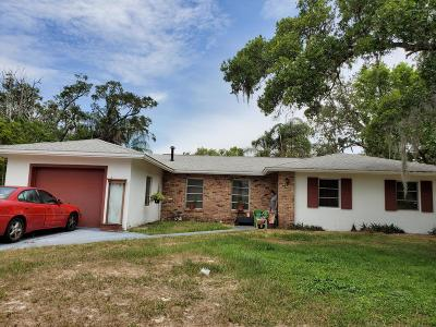 Spring Hill FL Single Family Home For Sale: $129,000