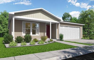 Weeki Wachee Single Family Home For Sale: 8121 Nuzum Road #33