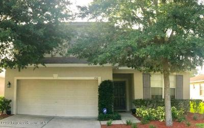 Spring Hill Single Family Home For Sale: 735 Winthrop Drive