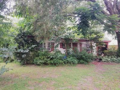 Brooksville Single Family Home For Sale: 21350 Truby Road