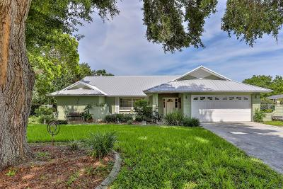 Spring Hill FL Single Family Home For Sale: $225,900