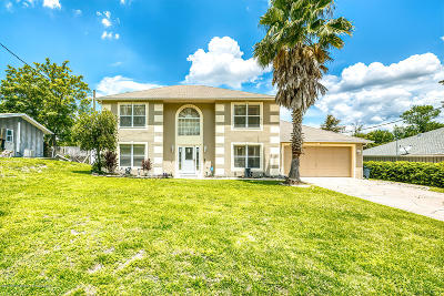 Spring Hill FL Single Family Home For Sale: $239,900