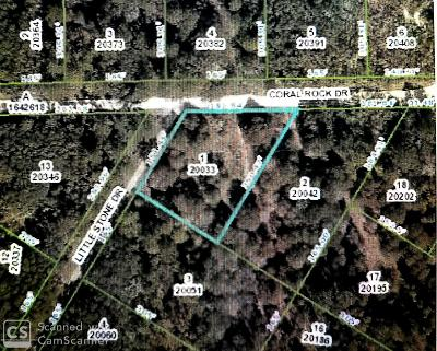 Webster Residential Lots & Land For Sale: Coral Rock Drive