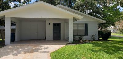 Brooksville Single Family Home For Sale: 30492 Park Ridge Drive