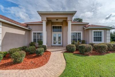Weeki Wachee Single Family Home For Sale: 8435 Charleston Drive