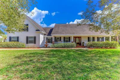 Weeki Wachee Single Family Home For Sale: 6102 Waters Way