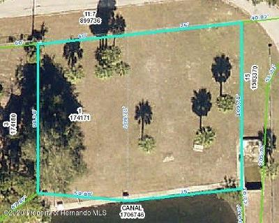 Spring Hill Residential Lots & Land For Sale: Lot 2 Indian Gulf Lane